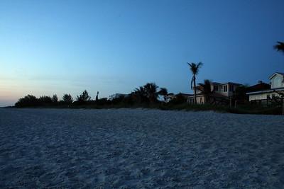 Captiva Beach Post Sunset