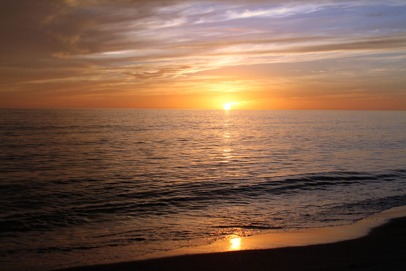 Sunset Bowman's Beach - Sanibel Island