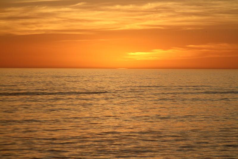 Sunset, Bowman's Beach