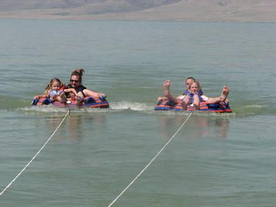 Sankey's at Utah Lake