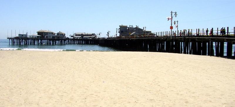 Stearns Wharf, Santa Barbara, CA