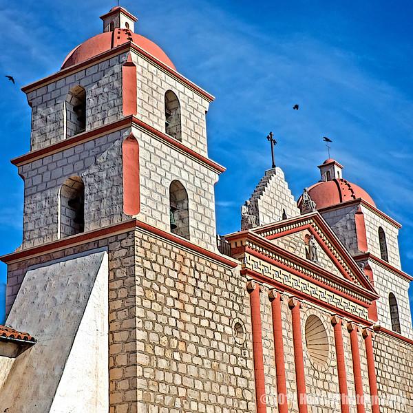 Santa Barbara Mission...
