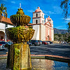 "Santa Barbara Mission <br /> Santa Barbara, CA<br /> <br /> Mission Santa Barbara, also known as Santa Barbara Mission, is a Spanish mission founded by the Franciscan order near present-day Santa Barbara, California. It was founded by Padre Fermín Lasuén on December 4, 1786, the feast day of Saint Barbara, as the tenth mission for the religious conversion of the indigenous local Chumash—Barbareño tribe of Native American people. The mission is the namesake of the city of Santa Barbara as well as Santa Barbara County. <a href=""http://en.wikipedia.org/wiki/Mission_Santa_Barbara"">http://en.wikipedia.org/wiki/Mission_Santa_Barbara</a><br /> <br /> Thank you for your views and comments, much appreciated!<br /> <br /> Critiques welcome...<br /> <br /> 1 March 2014"