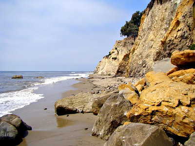 Santa Barbara  July 2008