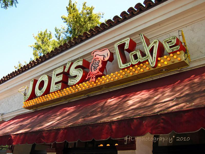 Joe's Cafe, 536 State Street, Santa Barbara, CA