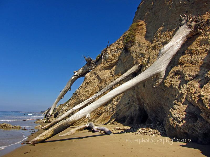 Arroyo Burro Beach, aka Hendry's Beach, Santa Barbara, CA