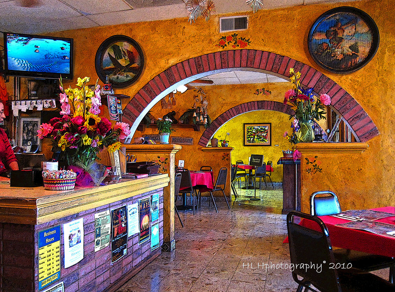 Rose Cafe, Santa Barbara, CA
