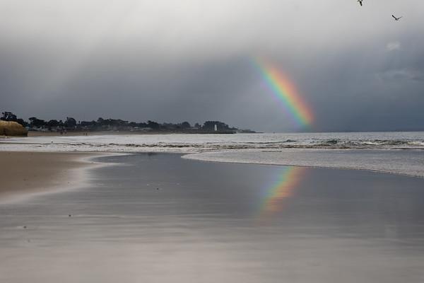 Rainbow Beach Walk