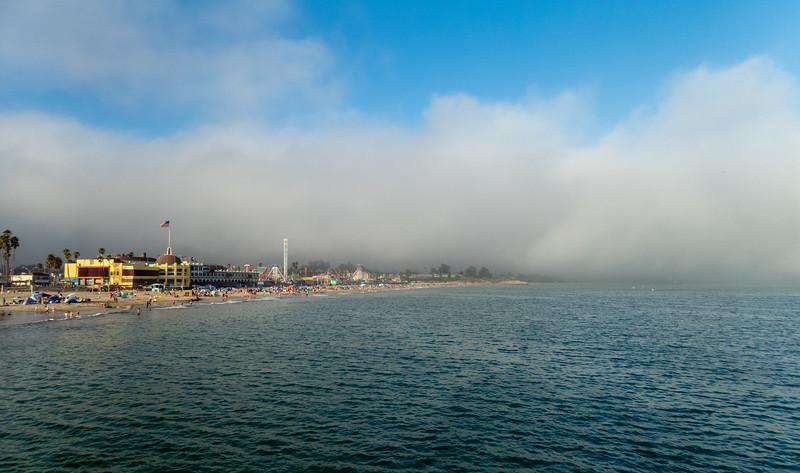 Santa Cruz  Beach & Boardwalk