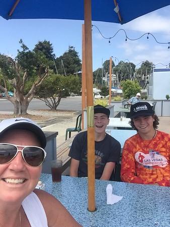 Santa Cruz summer 2017