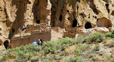 2015 May: Santa Fe, NM & Bandelier National Monument