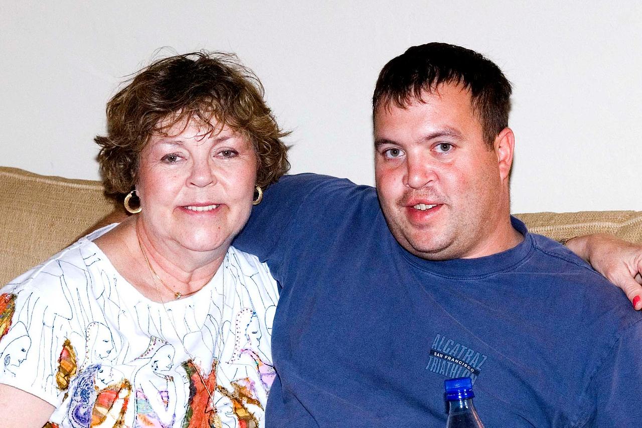 Mom and Jason