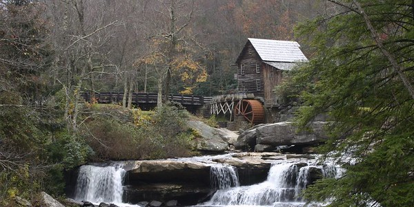 The Mill at Babcock State Park