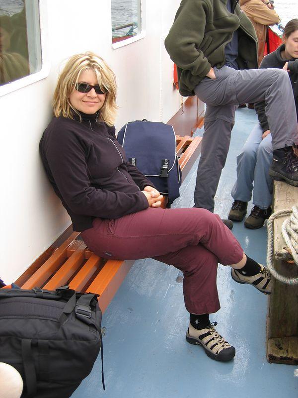 Kelly on the Western Isle