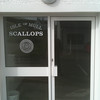 Official Bureau of Scallops on the Isle of Mull.