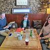Lunch with Emma, Simon, Joe, Keira.