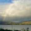 Rainbow on Bute