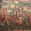 Tapestry in Mount Stuart