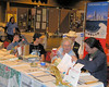 Scotland Trip: 5 August 2005: Nippon 2007 table