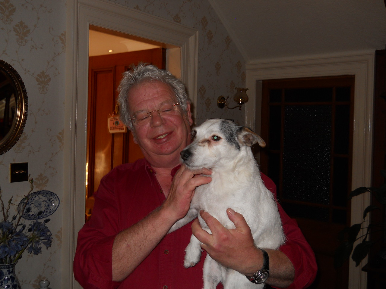 our good friend, Tim and Pip