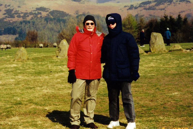 David and Bob