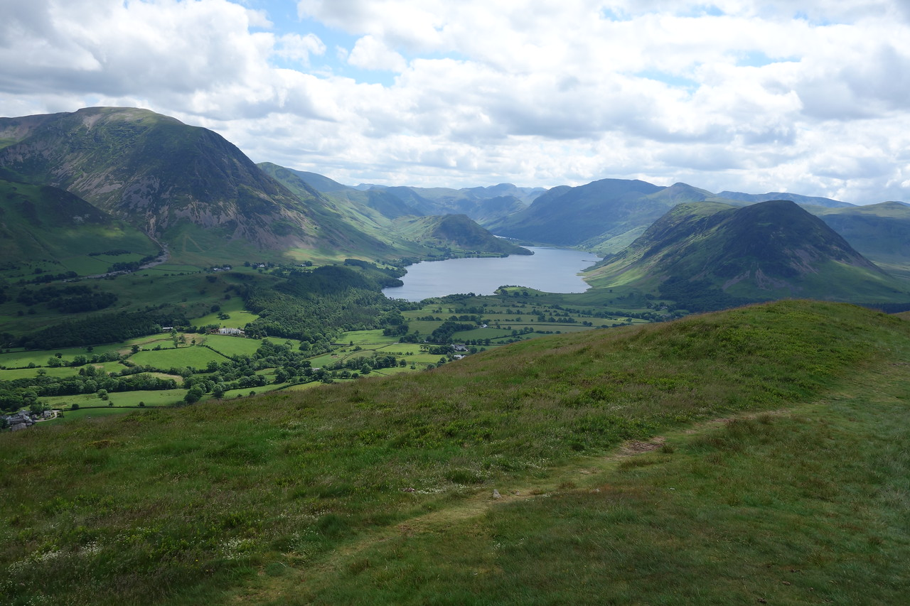 another view from Low Fell