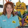 October 2012: Muffett Baker - SeaWorld Production Manager at SeaWorld Orlando's Halloween Spooktacular - Orlando, Florida. (Florida Leisure - Nigel Worrall)