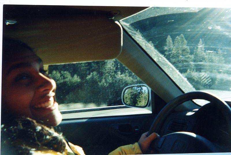 drive faster! smile fastrer!