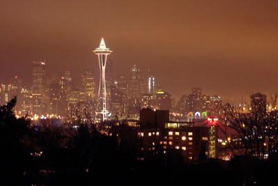 Seattle 1st trip