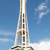 World Famous Seattle's Space Needle