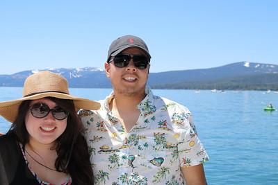 Seattle Cousins in Tahoe
