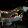 O'Rilley's Daughter, a Chineese WWII plane, a warhawk.