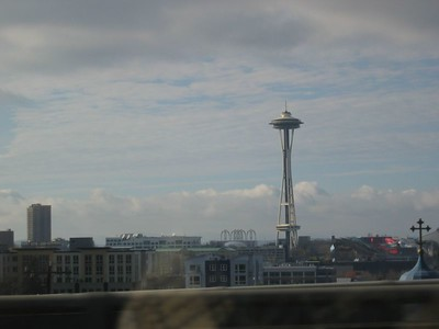 Needles Tower
