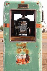 Adrian Gas Pump