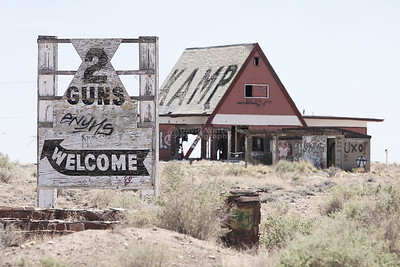 Two Guns Kamp