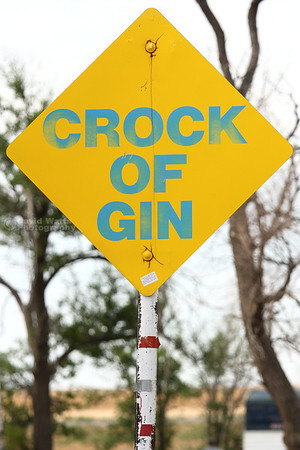Crock of Gin