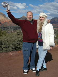 """Hats off to Sedona! Had to crop this a little due to that pesky """"no smoking"""" sign, though…"""