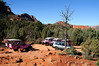 Broken Arrow Trail - Pink Jeep tours dominated Sedona.  Every trail we were on, there were at least 5 Pink Jeeps visible at all times.  Also, they had horrible trail etiquette, assuming they all owned the trail!