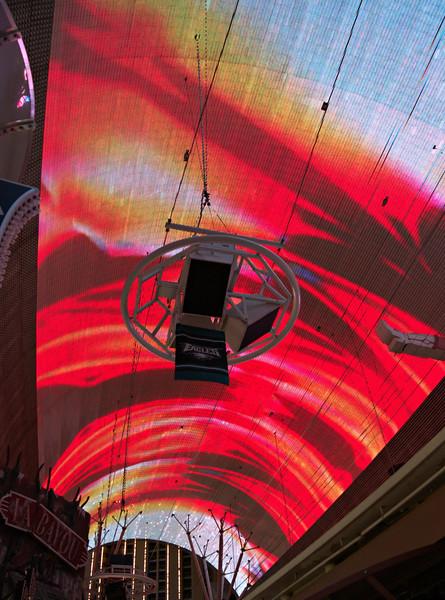 Light Show on the Overhead