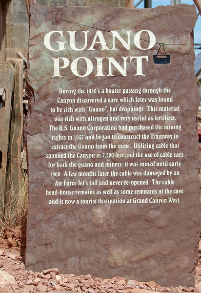 Guano Point Plaque