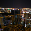 Las Vegas from Observation Deck