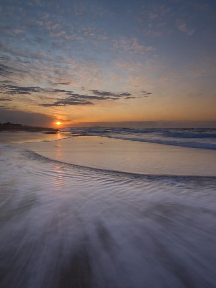 Dynamik am Strand