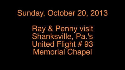Shanksville, Pa.'s Memorial Chapel