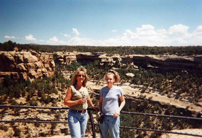 Sharon & Lacey Colorado, Mesa Verde