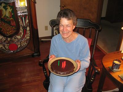 Sharon's Birthday 2009