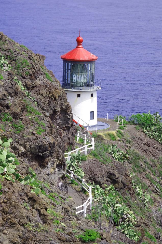 Oahu Lighthouse ww2