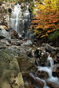 Hadlock Brook Waterfall