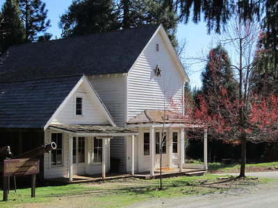 Historic North Bloomfield.