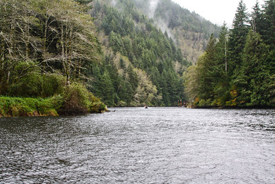 Siletz River - Sept 27/29 2013