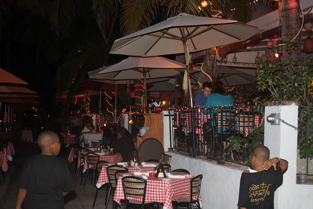South Beach Strip